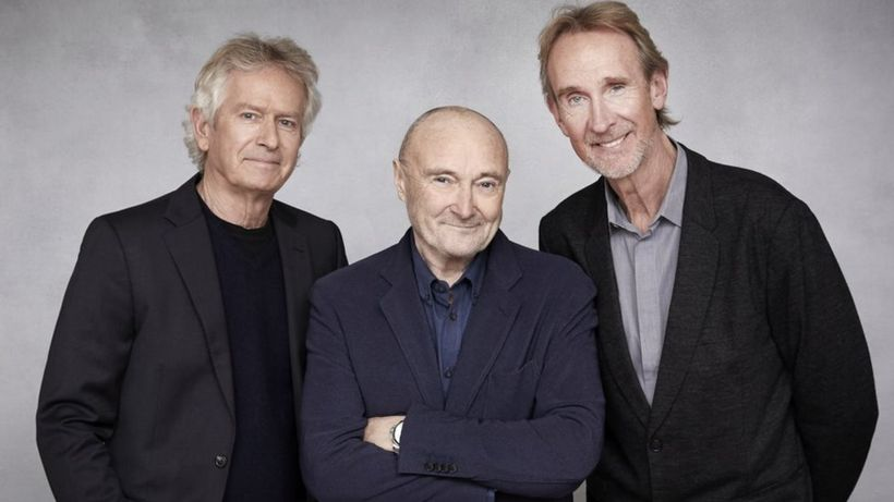 Genesis reunite for first tour in 13 years