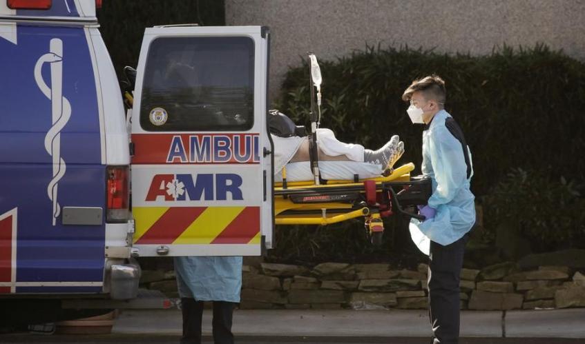【冠状病毒19】美国又有两人病逝 加州出现首起死亡病例