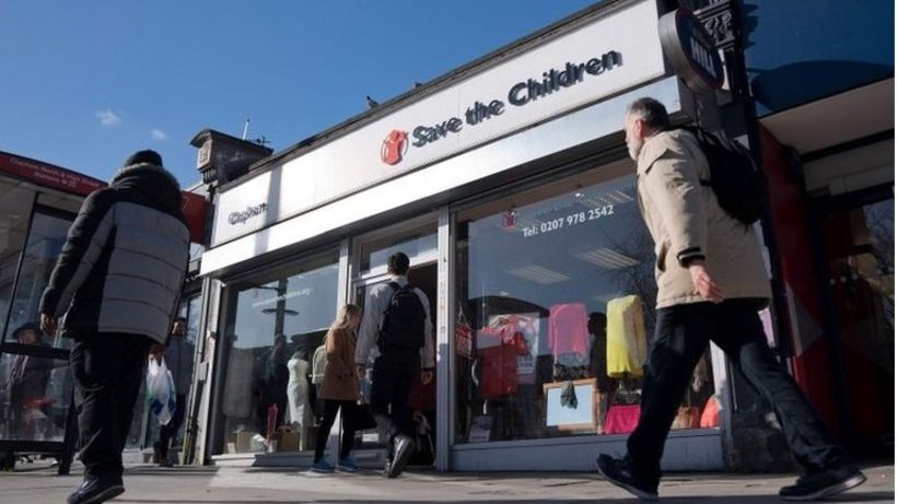 Save the Children 'let down' staff and public over harassment claims