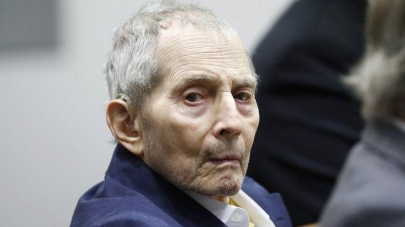 Robert Durst: Jury shown The Jinx finale at murder trial