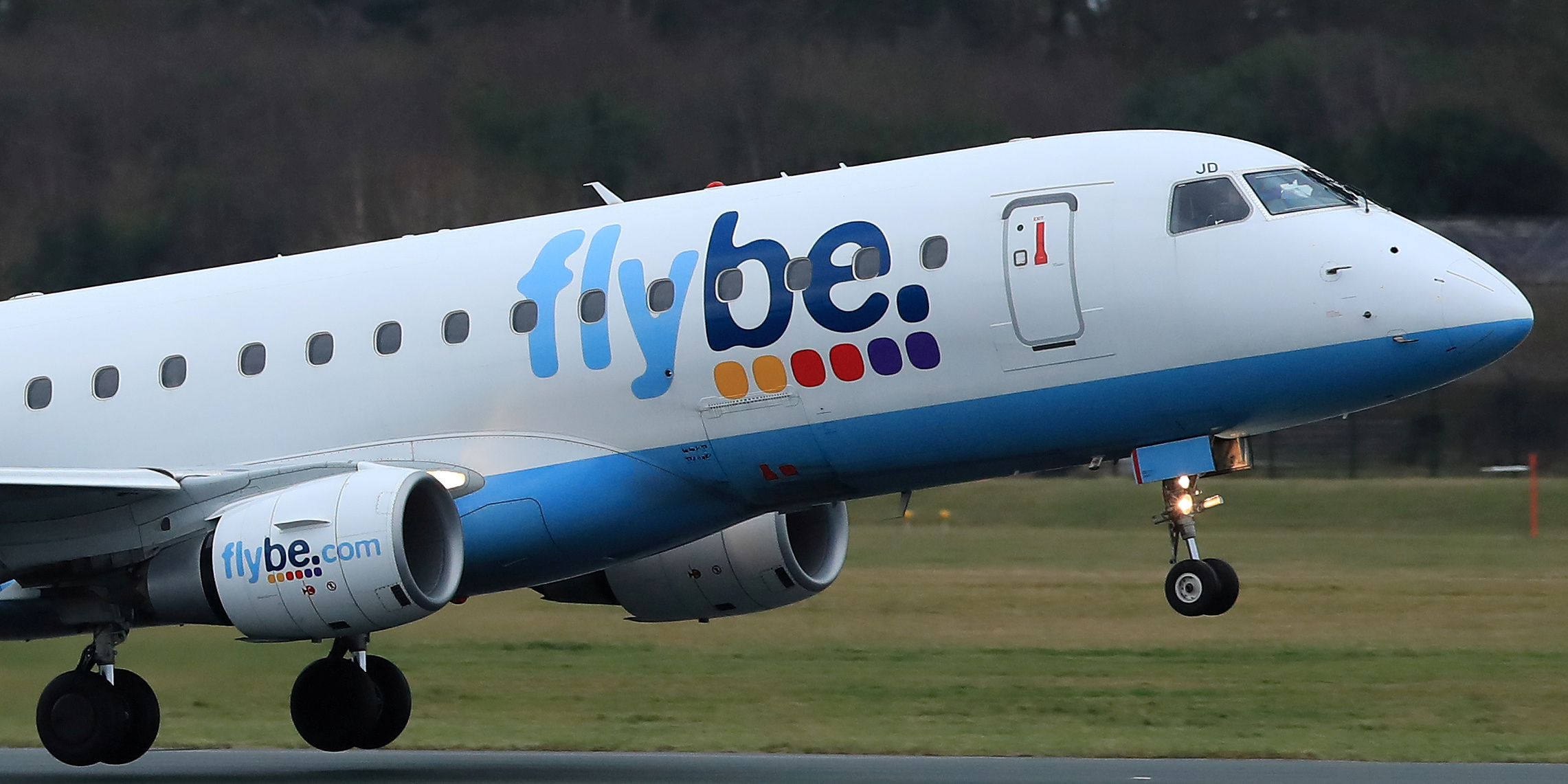 UK airline Flybe declares bankruptcy as coronavirus dooms the already struggling carrier