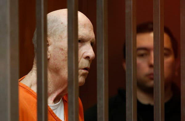 Golden State Killer Suspect Offers to Plead Guilty