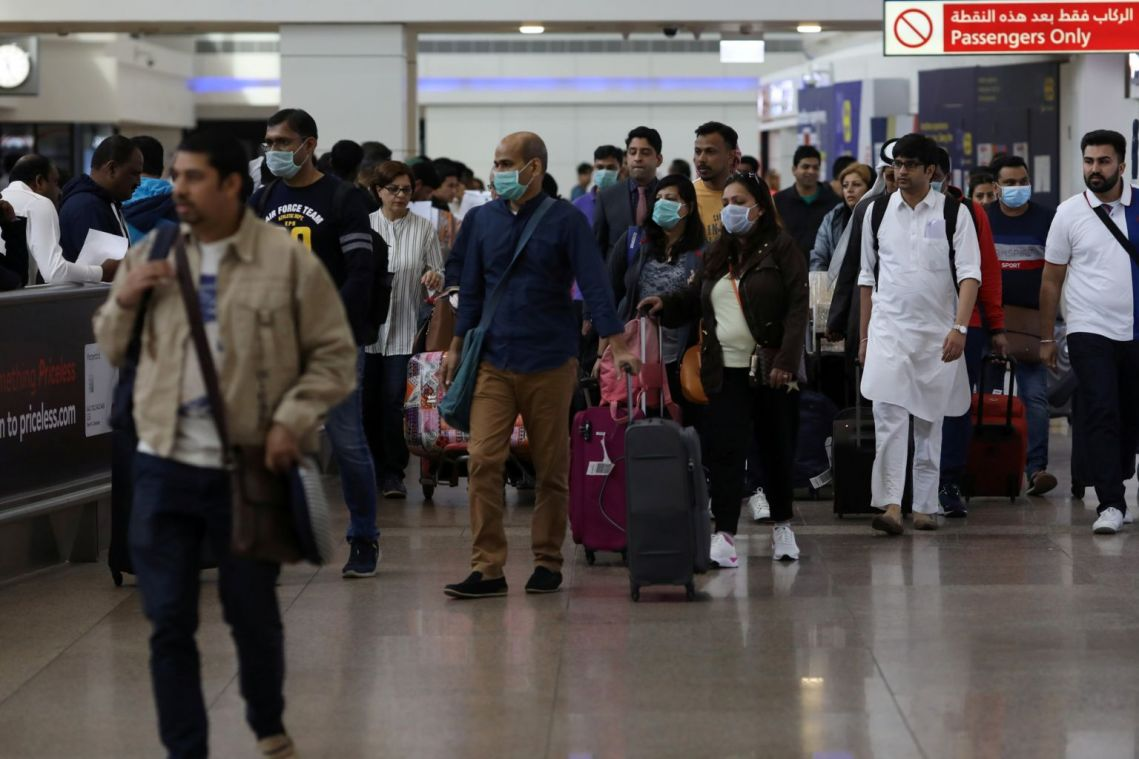 UAE advises against travel abroad over coronavirus concerns