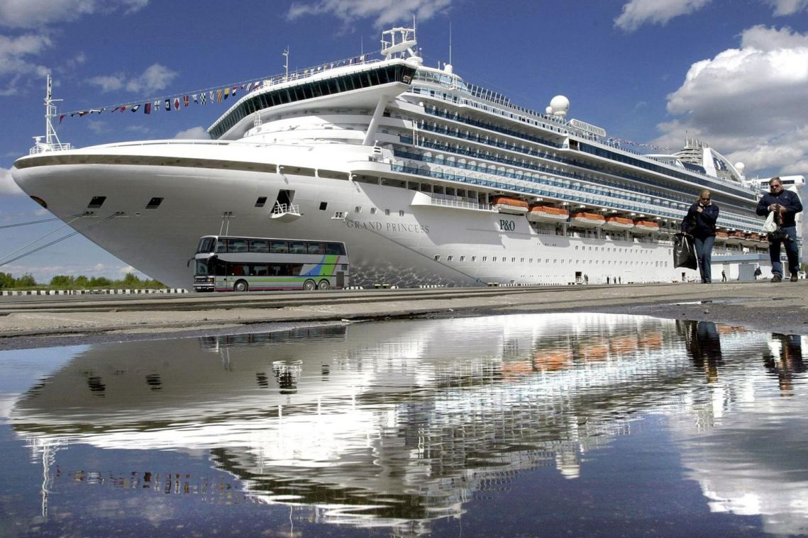 Carnival's Princess reroutes ship linked to coronavirus death