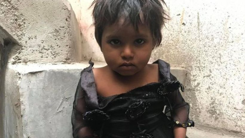 Delhi riots: Toddler separated in violence reunited with family