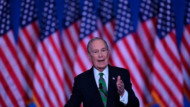 New boost for Biden as Bloomberg quits White House race