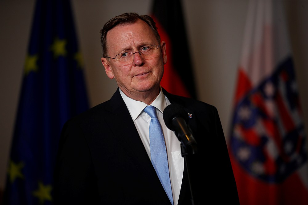 A month after far-right scandal, German state elects far-left leader