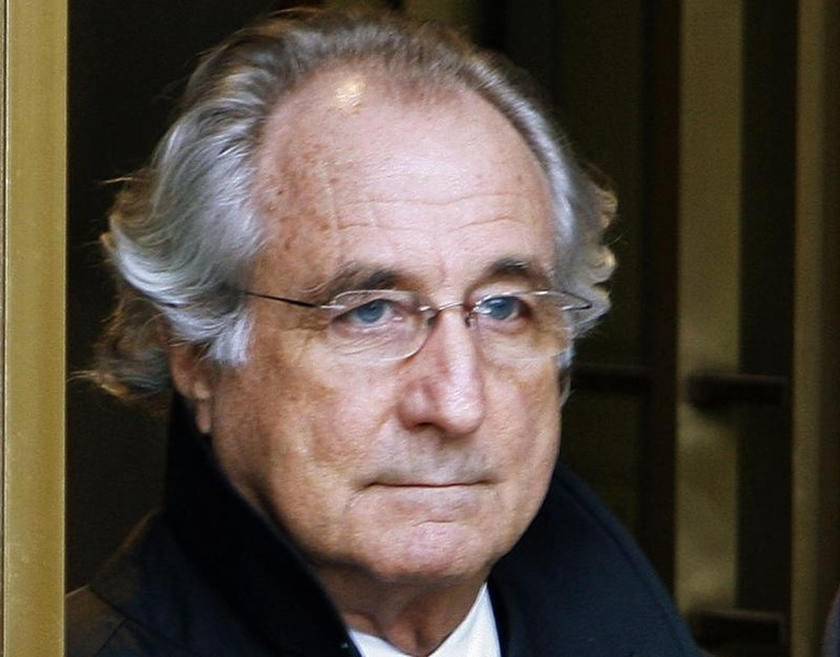 US opposes releasing a dying Bernard Madoff from prison early