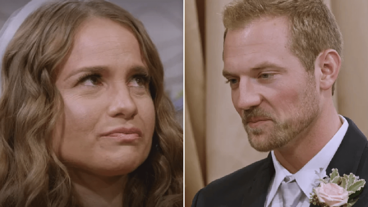 Love Is Blind producer shuts down wild fan theory about Kelly Chase and Kenny Barnes