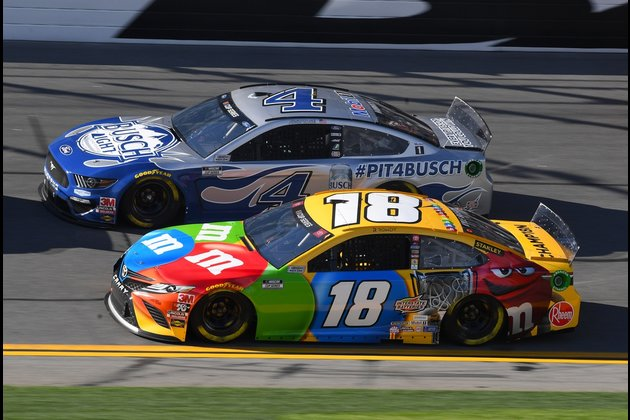 Busch Clash moving to Daytona road course in 2021