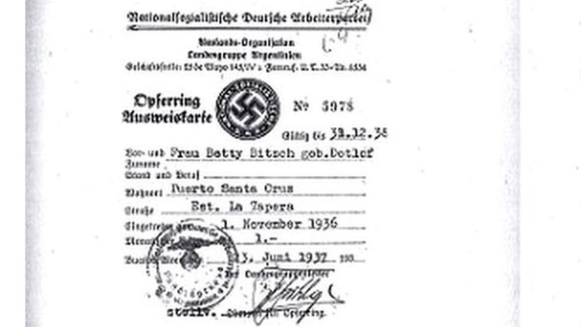 Nazi name lists in Argentina may reveal loot in Swiss bank