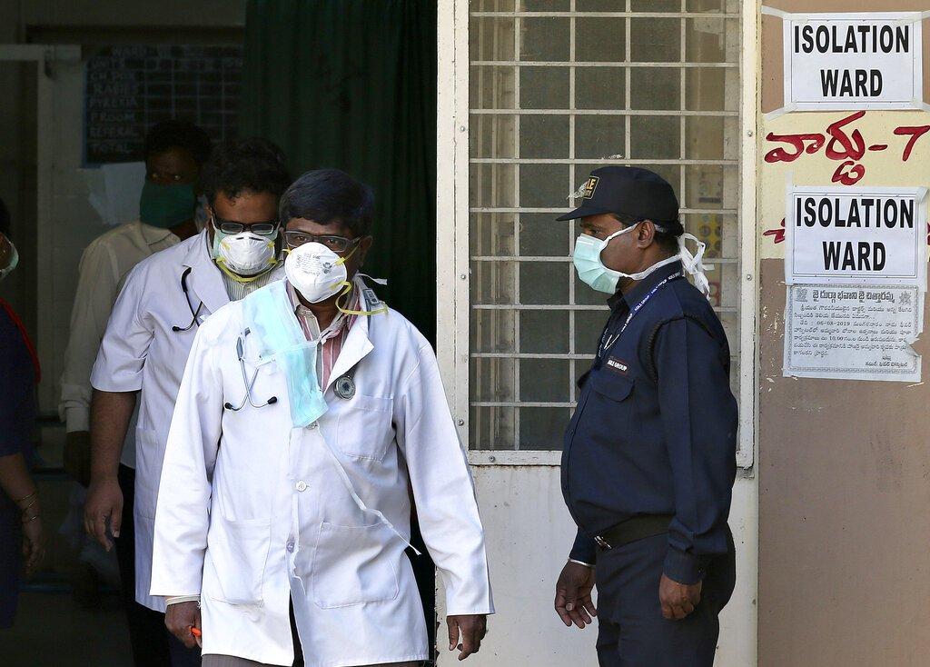 17 Italians in India test positive for coronavirus