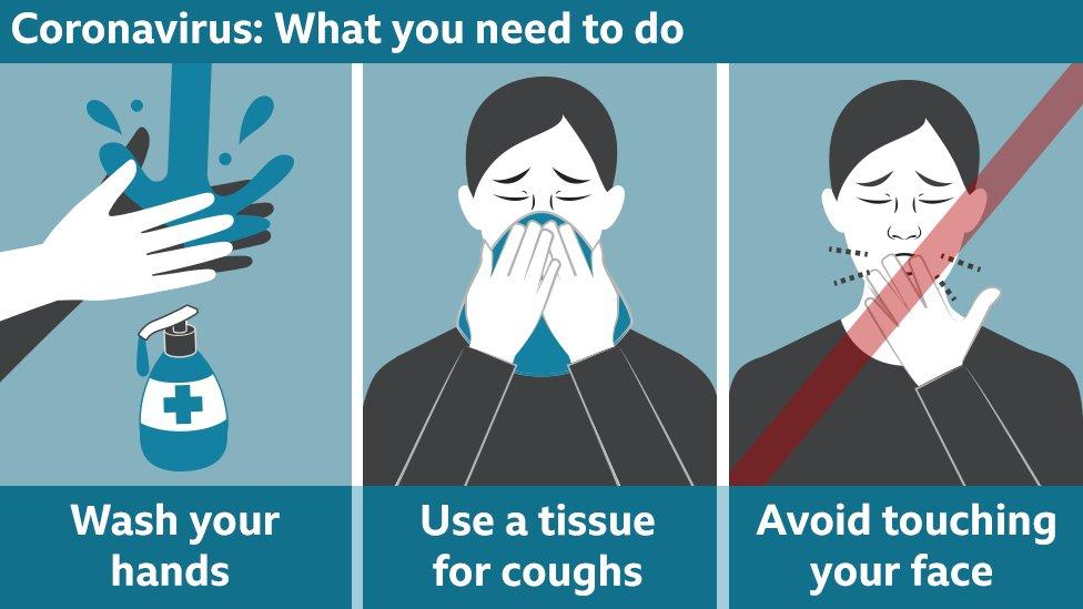 Coronavirus: UK moving towards 'delay' phase of virus plan as cases hit 90