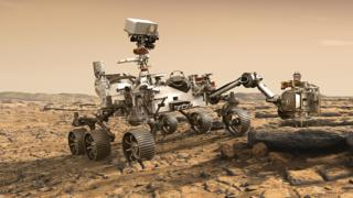 America's next Mars rover will be called Perseverance