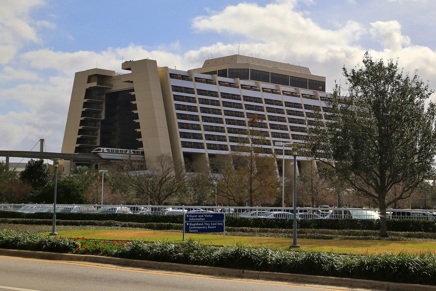 Woman Dies in Apparent Suicide at Disney World's Contemporary Resort in Florida