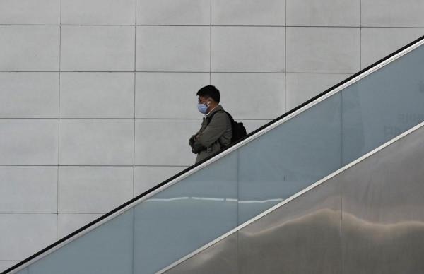 """韩方称澳洲旅行禁令""""令人遗憾"""":""""预计新冠病毒将很快在韩国放缓""""(组图)"""