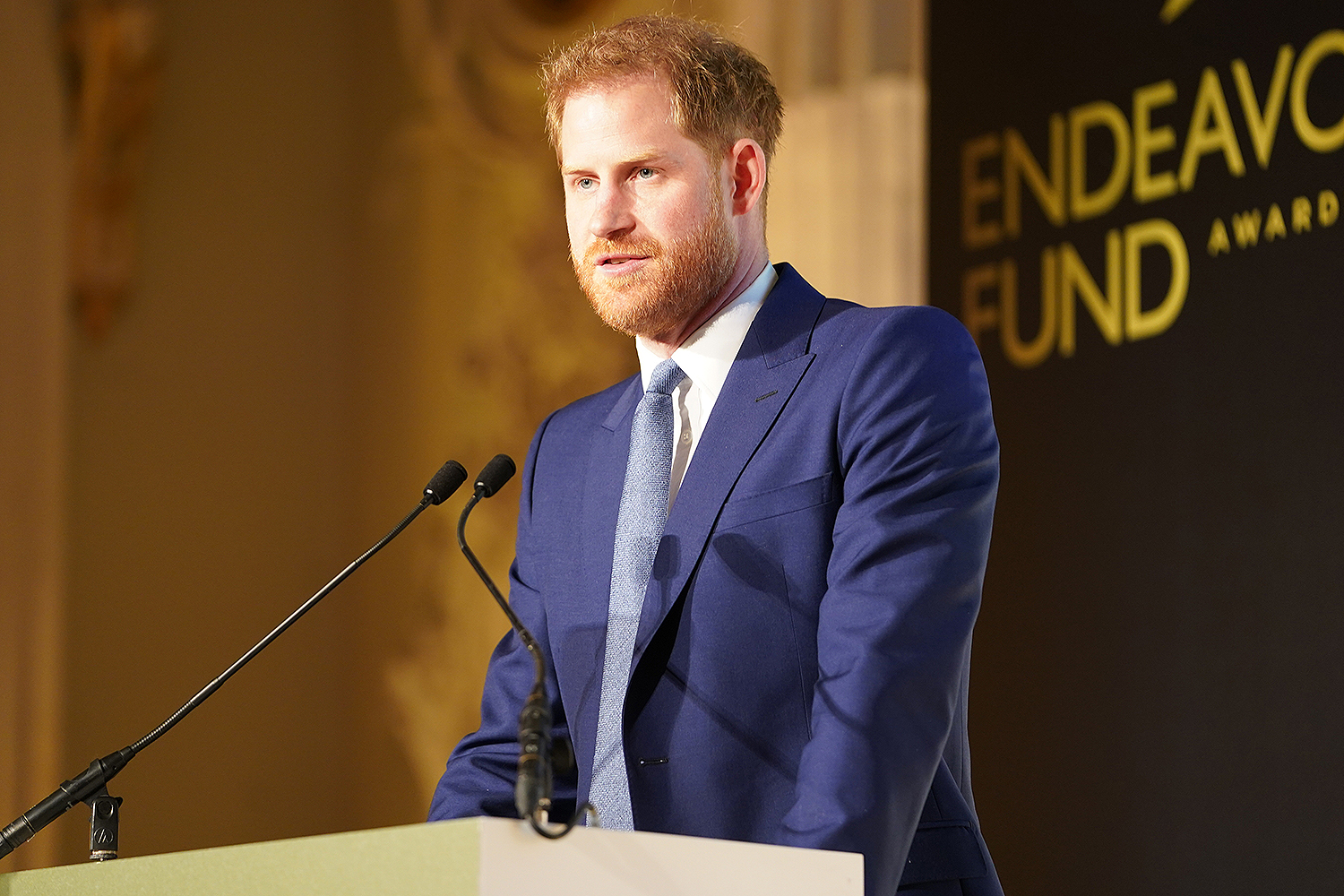 Prince Harry Addresses Veterans Ahead of Royal Exit: 'A Lot of You Have Told Me You Have My Back'