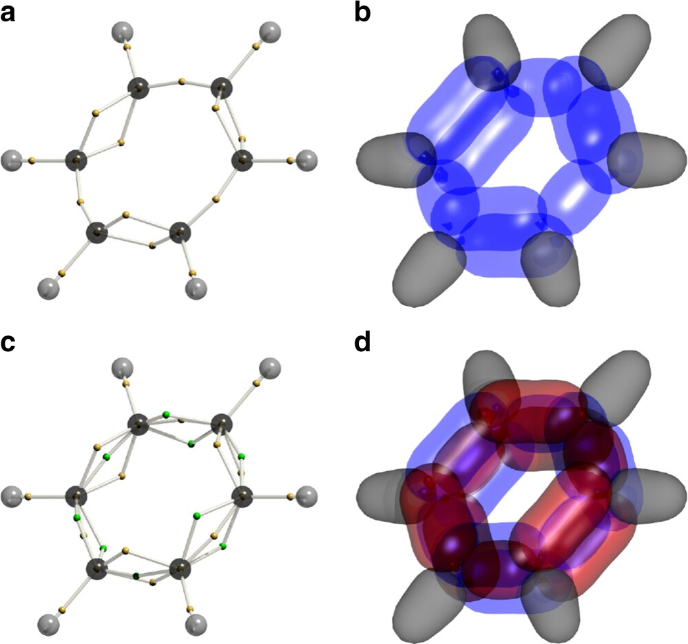 After 90 years, scientists reveal the structure of benzene
