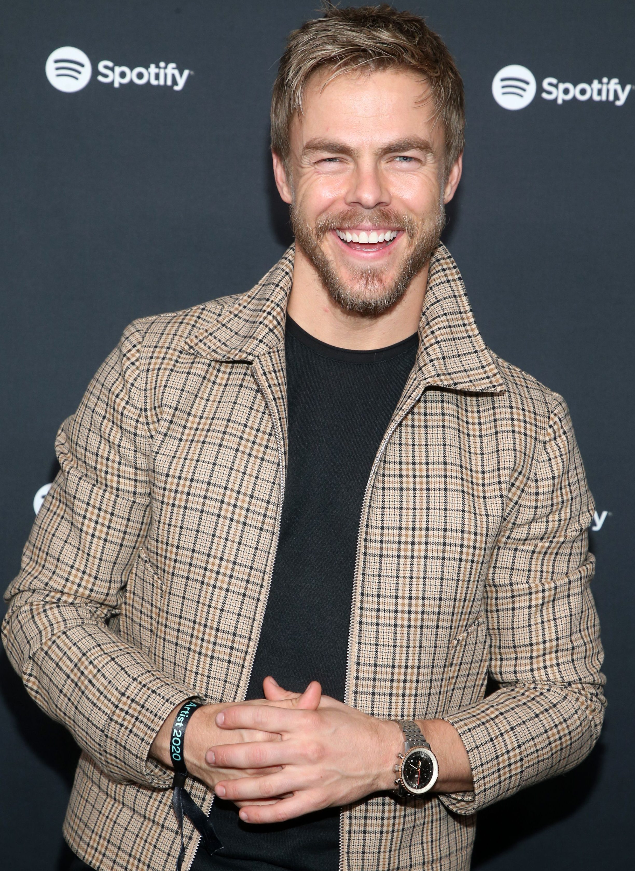 Derek Hough to Appear in Season 2 of High School Musical: The Musical: The Series