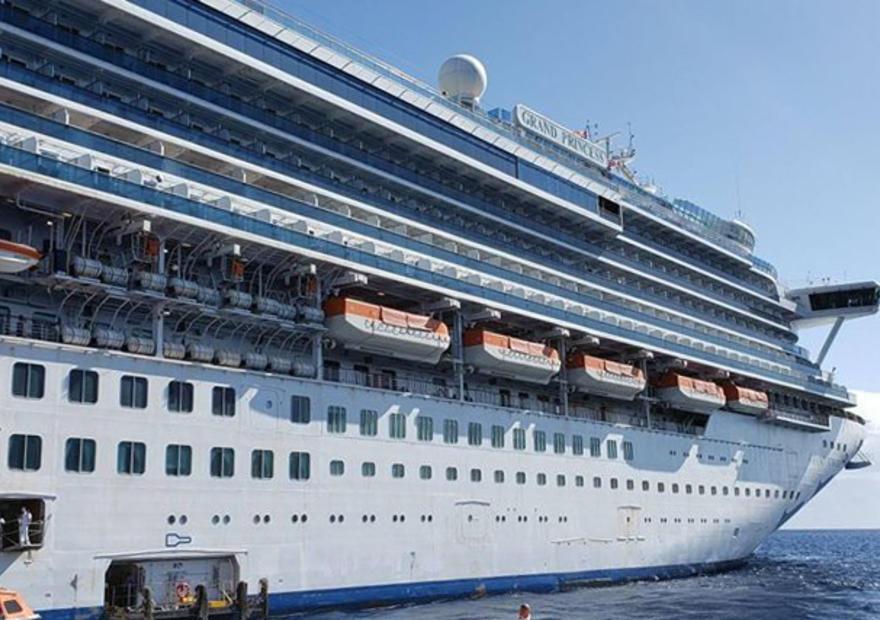 US tests stranded California cruise ship passengers for coronavirus