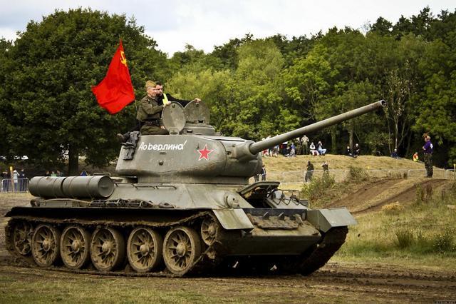 盘点二战苏联性能最强的三大坦克,你都认识吗?