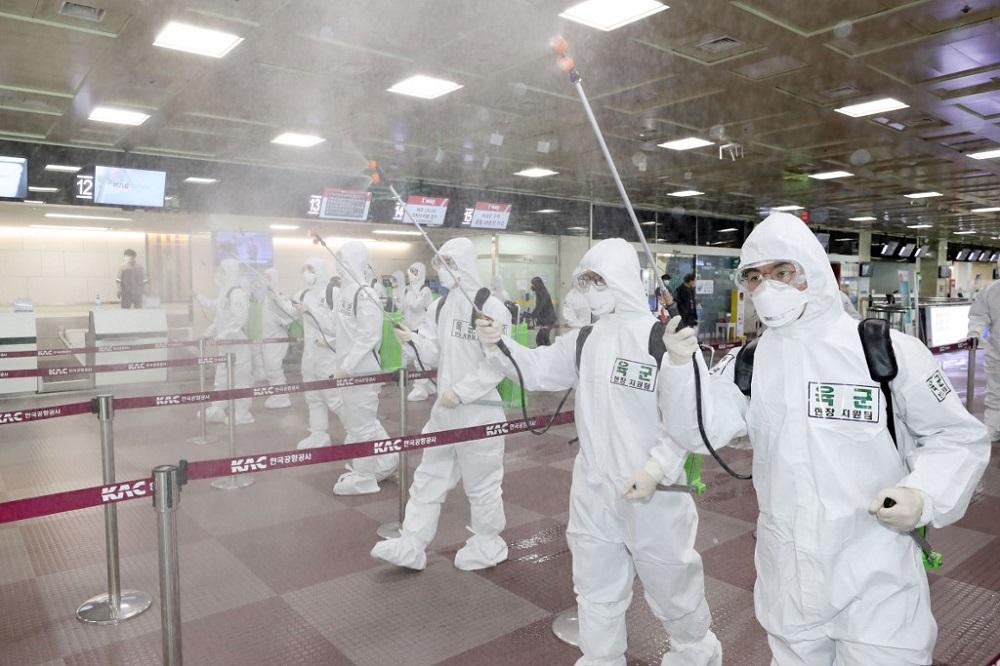S.Korea confirms 174 new coronavirus cases, total to 6,767