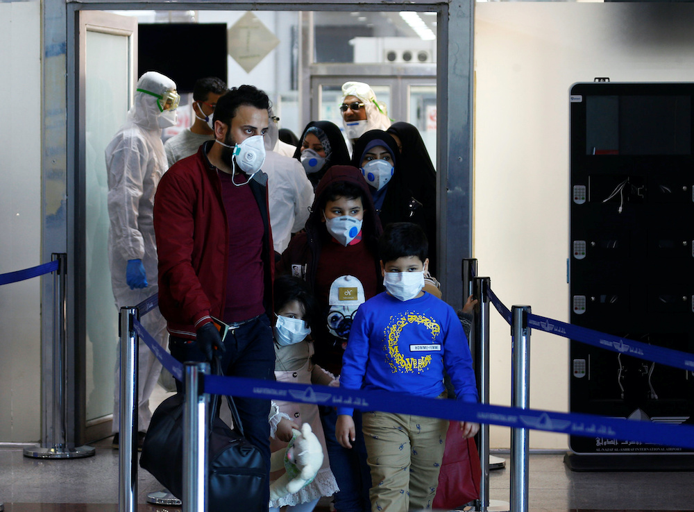 Iranian MP dies from coronavirus