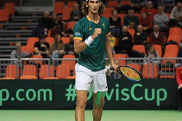 SA's Davis Cup promotion hopes suffer major setback