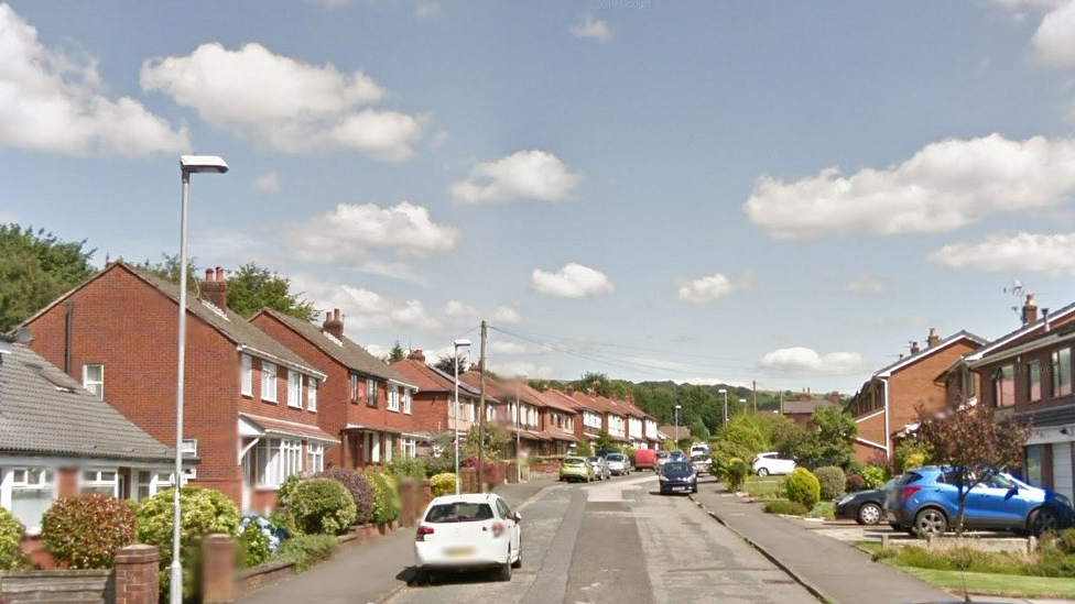 Bolton death: Two men in 70s arrested after woman found dead