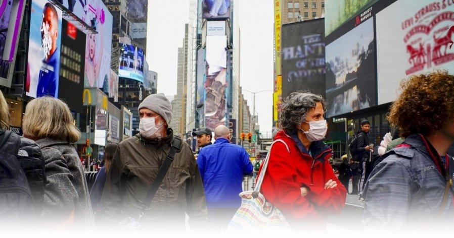 【新冠肺炎】美国纽约州宣布紧急状态
