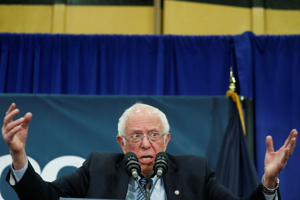 Sanders needs Michigan win in US presidential race, but Biden looking strong with key voting blocs