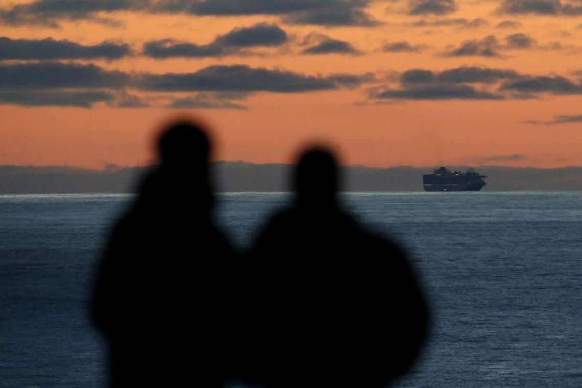 'Get us off this ship,' pleads passenger on coronavirus-hit cruise liner off San Francisco's coast
