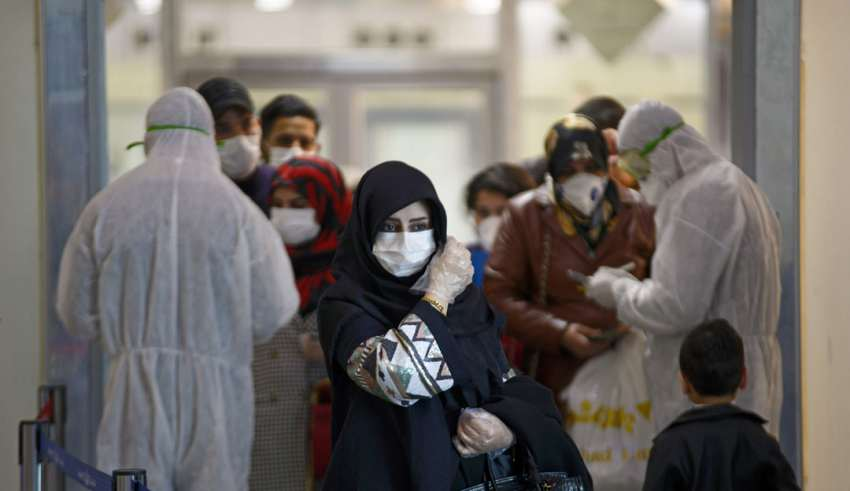 暴增1234宗病例 伊朗殓房堆满尸袋