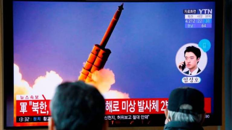 N. Korea fires 3 projectiles: South's military
