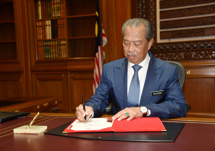 Thaw in Singapore-Malaysia ties expected with Muhyiddin in charge, say analysts