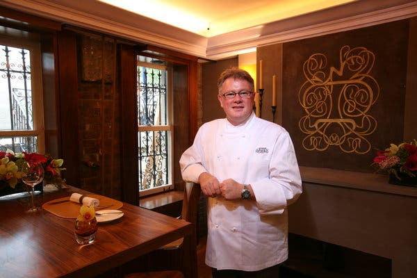 Gray Kunz, 65, Dies; Four-Star Chef Fused France and Asia
