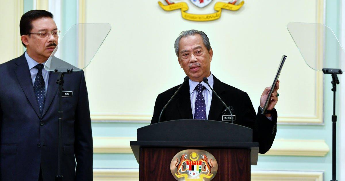 ◤新内阁◢ 庞大内阁阵容 首相加正副部长:70人