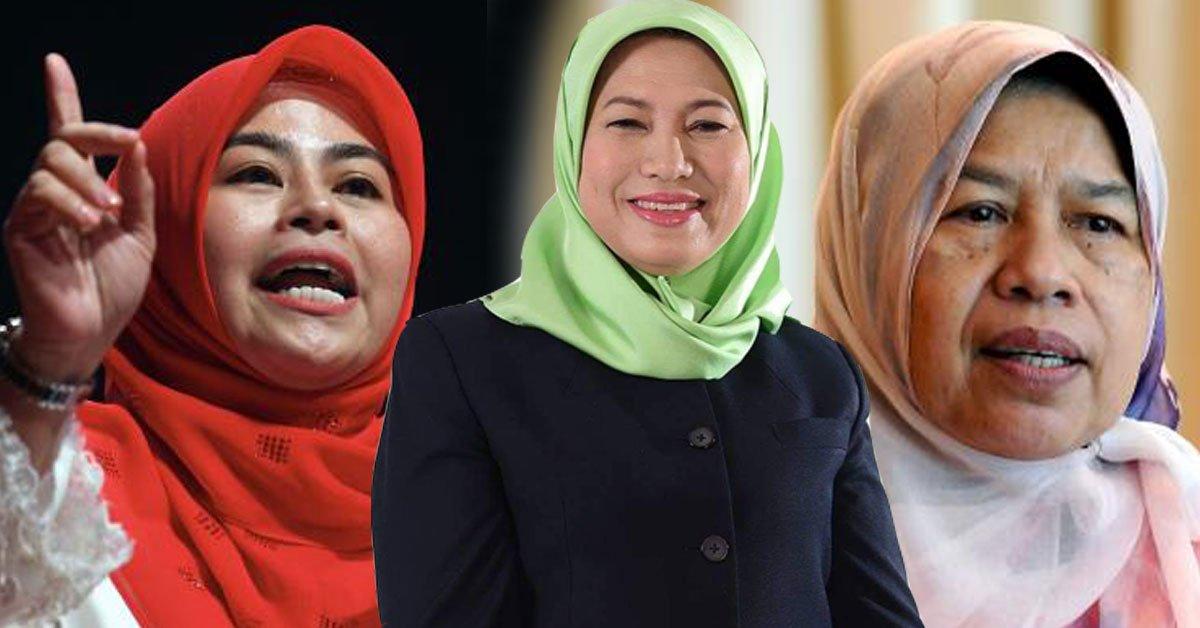 ◤新内阁◢ 女性正副部长 仅9人 男部长占87%