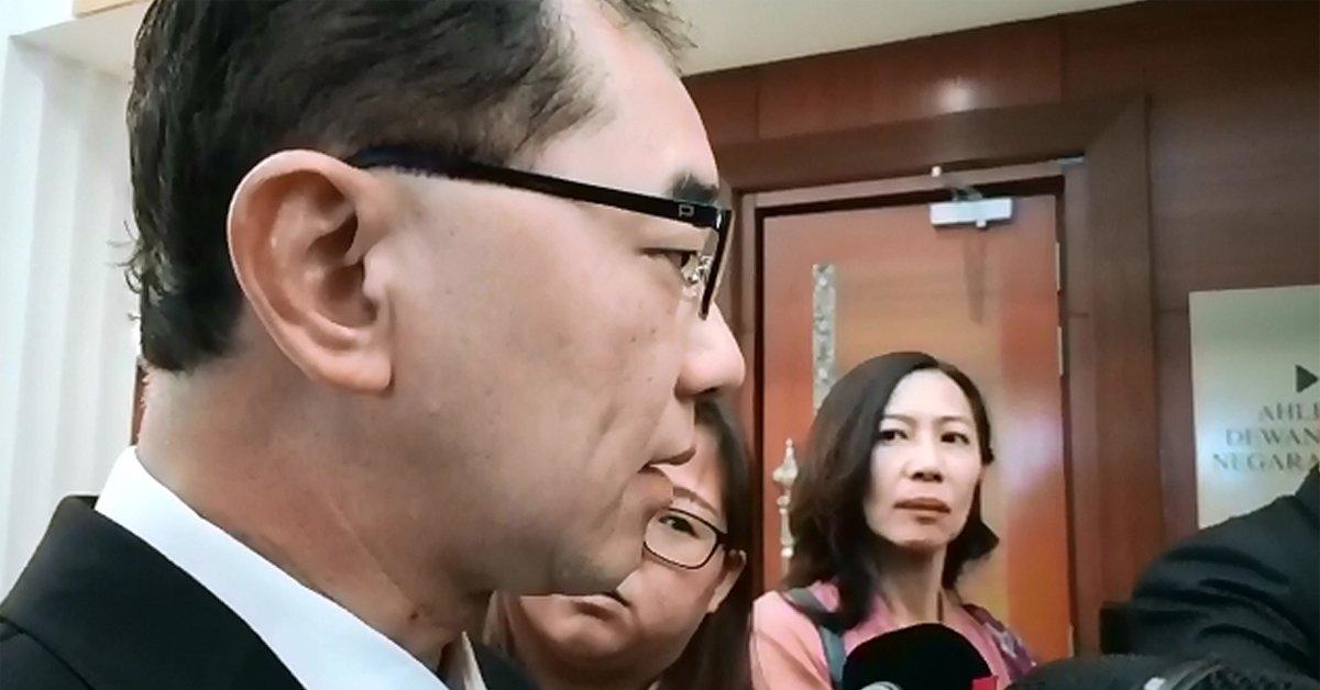 ◤新内阁◢马汉顺将与董教总配合 推动教育改革