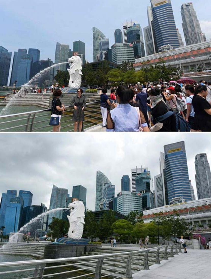 新加坡新冠肺炎确诊病例 增至160宗