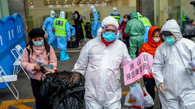 【新冠肺炎】中国确诊维持8万多宗 餐饮业恢复堂食服务