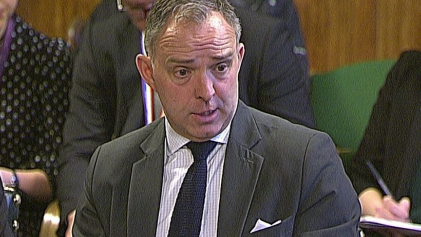 Ministers should behave professionally, says civil service boss