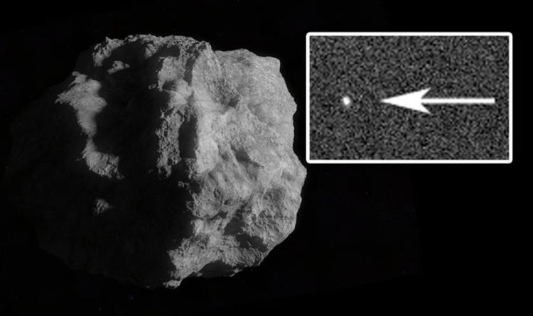 Asteroid alert: 4KM rock pictured on close approach