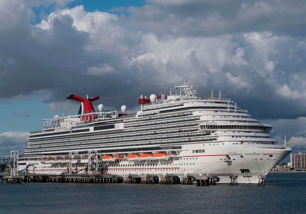 C.D.C. and State Department Say to Avoid Cruises: What Travelers Need to Know