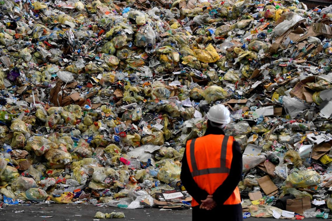 EU to introduce waste reduction targets, new sustainable products law