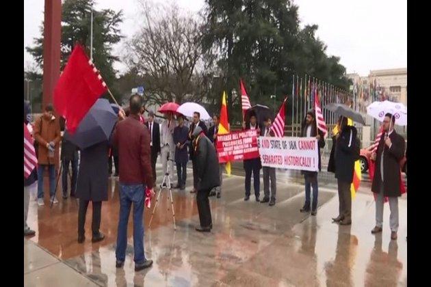 Kashmiris hold anti-Pak protest against cross-border terrorism