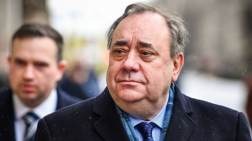 Alex Salmond trial: Accuser denies encounter was consensual