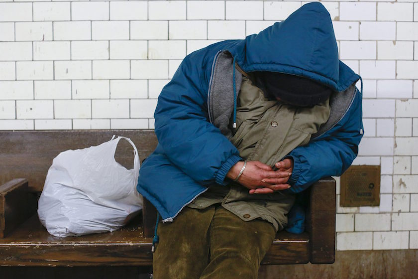 Homeless shelters, programs ill-equipped for coronavirus, U.S. cities warned