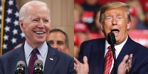 Trump's Coronavirus Bungling Has Only Boosted Joe Biden's Return-to-Normalcy Campaign
