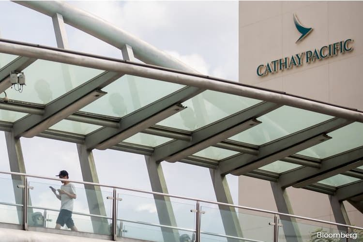 Cathay projects 'substantial' loss as virus follows protests